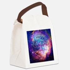 Miracle Canvas Lunch Bag