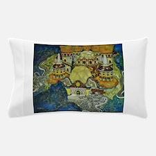 Serbian Fairy Tale - Bashtchelik Pillow Case