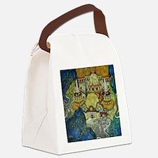 Serbian Fairy Tale - Bashtchelik Canvas Lunch Bag