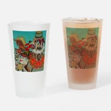 Russian Fairy Tale - Ivan and Chest Drinking Glass
