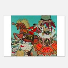 Russian Fairy Tale - Ivan Postcards (Package of 8)