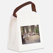 Degas ballet art Canvas Lunch Bag