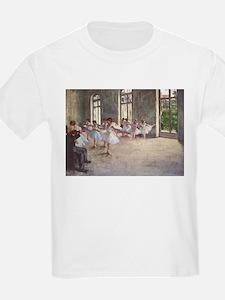 Degas ballet art T-Shirt