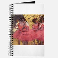 Degas ballet art Journal