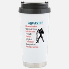 Cute Zodiac Travel Mug