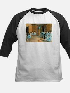 Degas ballet art Baseball Jersey