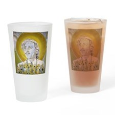 Cute Young frankenstein Drinking Glass