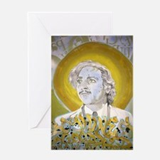 Cute Young frankenstein Greeting Card