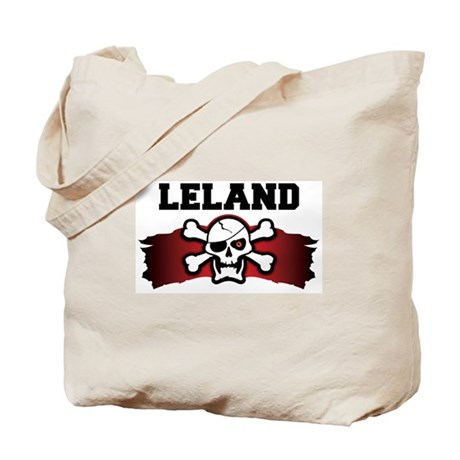 leland is a pirate Tote Bag