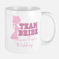 Team Bride Custom Mug