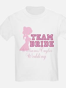 Team Bride Custom T-Shirt