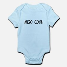 Cute Miso cute baby Infant Bodysuit