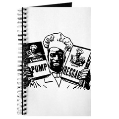 REGGAE COOK BOOK SPECIAL Journal