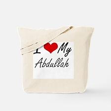 Cute Abdullah Tote Bag