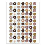 Lots of Donuts Small Poster