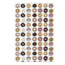 Lots of Donuts Postcards (Package of 8)