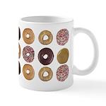 Lots of Donuts Ceramic Coffee Mug