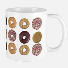 Lots of Donuts Ceramic Coffee Mug