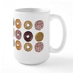 Lots of Donuts Large Mug (15 oz)