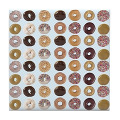 Lots of Donuts Tile Drink Coaster