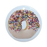 Lots of Donuts Ornament (Round)