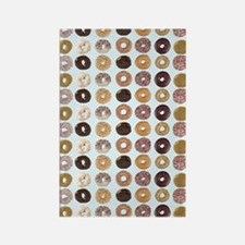 Lots of Donuts Rectangle Magnet