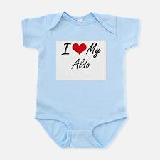 I Love My Aldo Body Suit