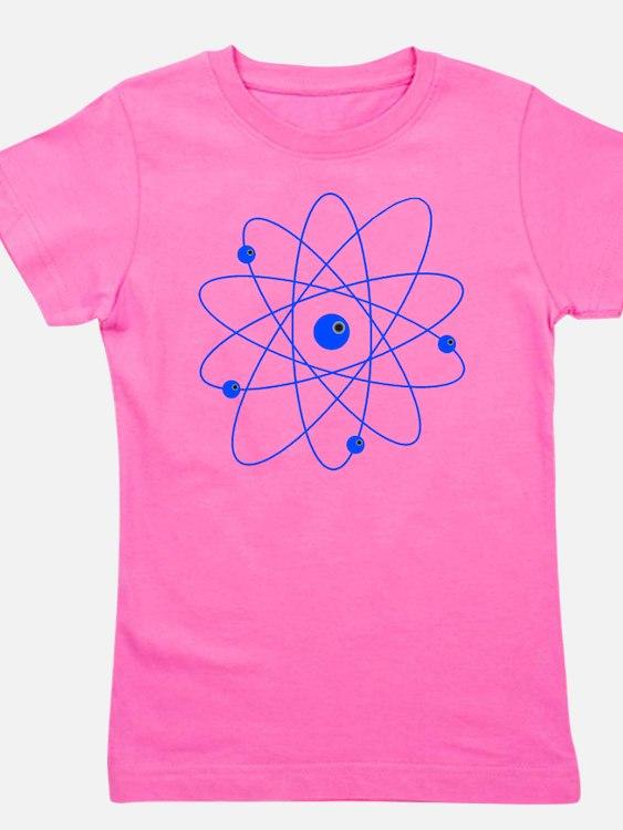 Cute Nuclear physicist Girl's Tee
