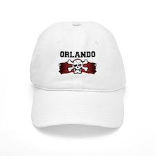 orlando is a pirate Baseball Cap