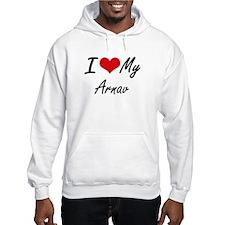 I Love My Arnav Jumper Hoody