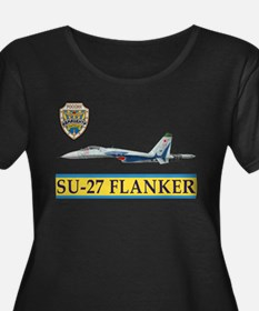 Su-27 Flankers T