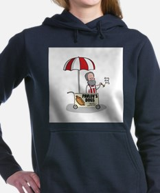 Cute Stimulus Women's Hooded Sweatshirt