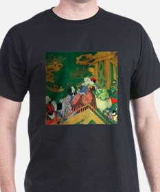 French Fairy Tale - The Green Serpent T-Shirt