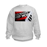OLD SCHOOL Kids Sweatshirt