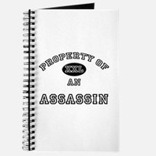 Property of an Assassin Journal
