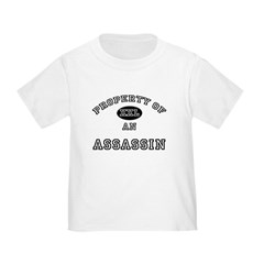 Property of an Assassin T