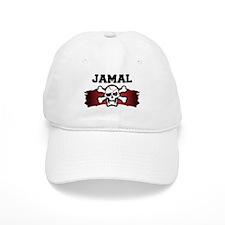 jamal is a pirate Baseball Cap