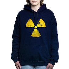 Unique Radiation Women's Hooded Sweatshirt