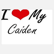 Cool Caiden Wall Art