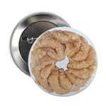 "Lots of Donuts 2.25"" Button (100 pack)"