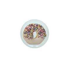 Lots of Donuts Mini Button