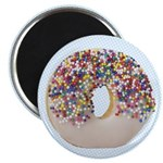 """Lots of Donuts 2.25"""" Magnet (10 pack)"""