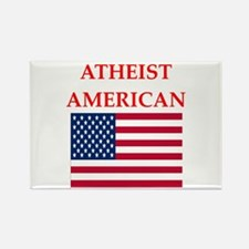athiest american Magnets