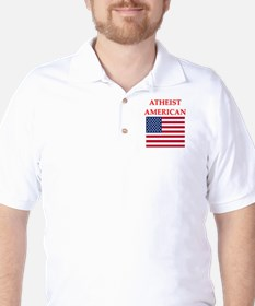 athiest american T-Shirt