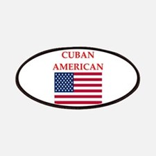 Cuban American Patch