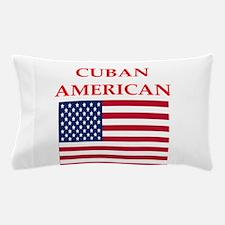 cuban american Pillow Case