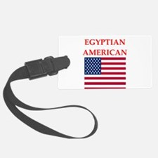 egyptian Luggage Tag