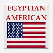 egyptian Tile Coaster