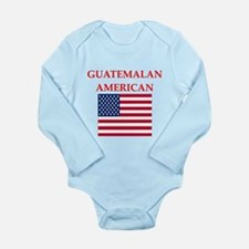 guatemalan american Body Suit