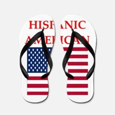 hispanic Flip Flops